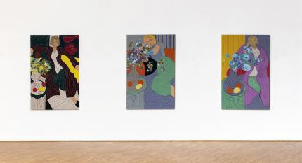 """Me, Matisse and I."" Brunsbüttel 2009"